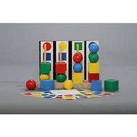 Деревянная пирамидка-игра «Разумник»
