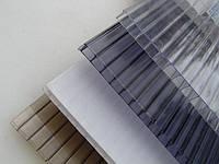 Поликарбонат сотовый EKOPOL d=6 mm