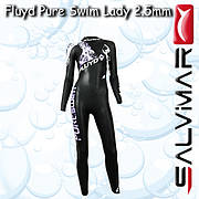 ГИДРОКОСТЮМ FLUYD SALVIMAR PURE SWIM LADY 2,5 MM
