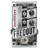 Гитарная педаль DIGITECH FreqOut Natural Feedback Creator