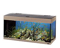 Стеклянный аквариум DUBAI 100 MELODIA GREY.Ferplast