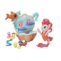 My Little Pony подводное кафе Пинки Пай Pinkie Pie Undersea Café