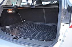 Коврик багажника   Nissan Qashgai (08-14) п/у