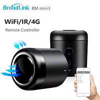 Интеллектуальный центр BroadLink RM mini 3. ИК / WIFI. Контроллер для умного дома. Качественный. Код: КДН2946