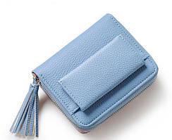 Маленький женский кошелек. Приятные цвета. Стильный дизайн. Отличное качество. Доступная цена. Код: КГ3250