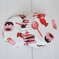 Капсула для кексов (конфетки) (25 шт.)
