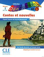 Contes Et Nouvelles d'apres Maupassant
