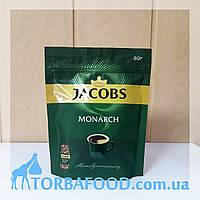 Кофе Якобс Монарх 60 грамм Польша