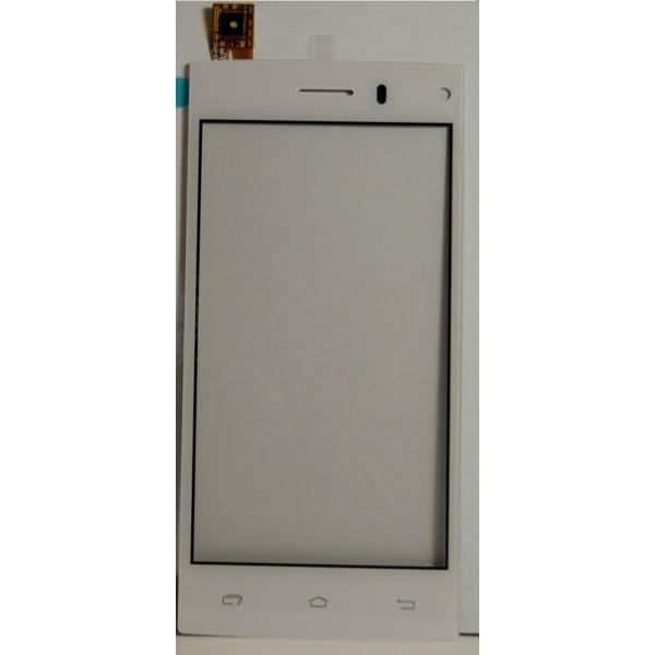Сенсор (Touch screen) Bravis Biz белый