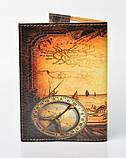 Кожаные обложки на паспорт, фото 2
