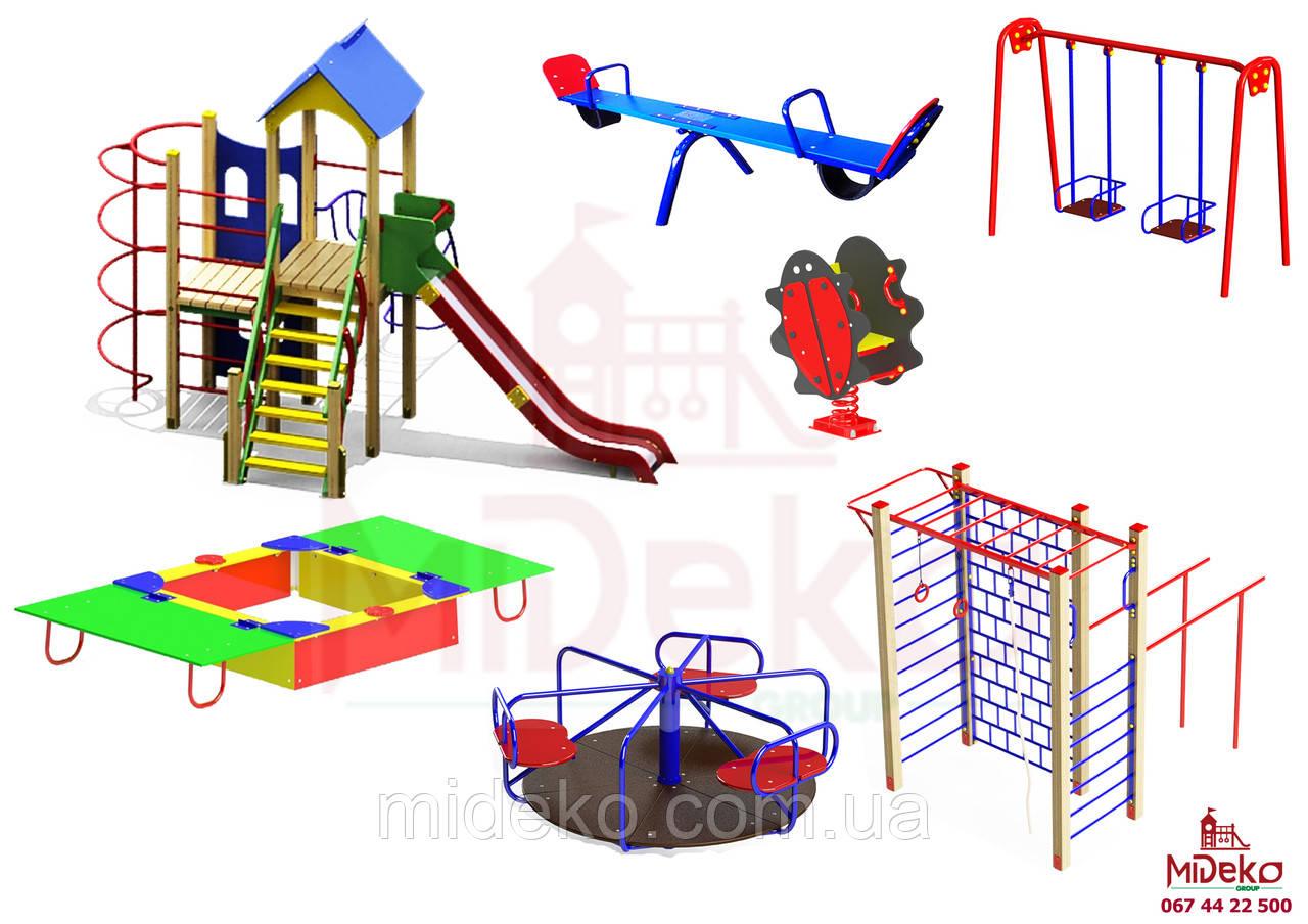 Детская площадка 1070