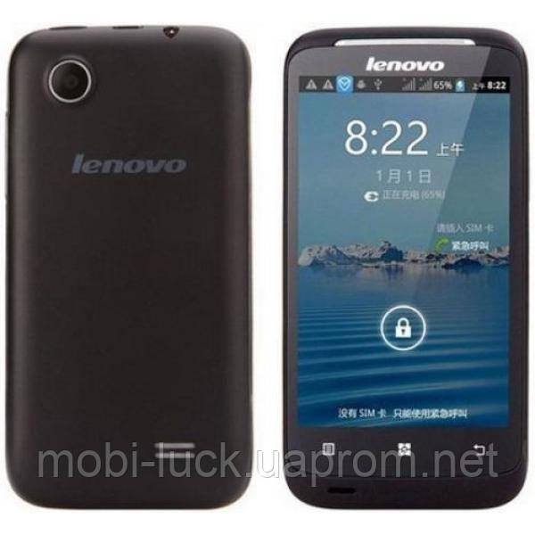 Оригинальный смартфон Lenovo A308t   2 сим,4 дюйма,2 ядра,3,2 Мп,1500 мА/ч.