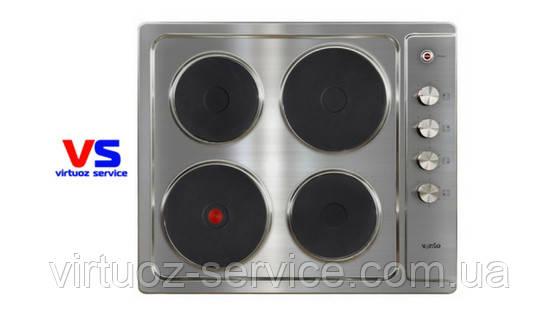 Электрическая поверхность Ventolux HE 604 INOX 1