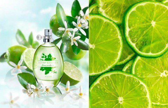 Najnowsze Туалетная вода Avon Scent Essence Lime Verbena , цена 110 грн UH71