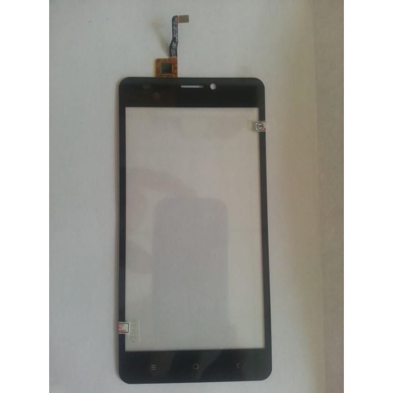 Сенсор (Touch screen) Bravis A503 Joy/ Oukitel C3 чёрный