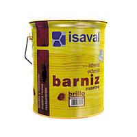 БАРНИС МАРИНО / Barniz Marino - яхт-лак, глянцевый алкидный синтетич. лак для защиты древесины (уп. 0.750 л)
