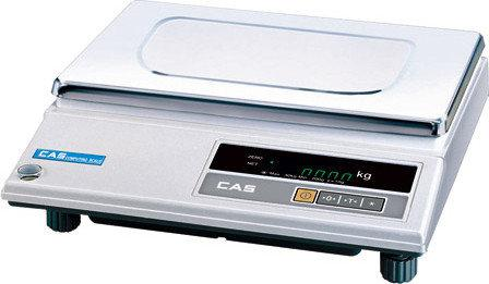 Весы фасовочные CAS AD-20Н до 20 кг; дискретность 2 г