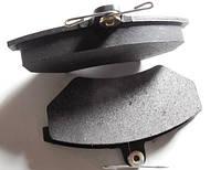 Колодки тормозные передние AMULET/CK (без АБС) с пружин. 3501080/3501190106 (шт.)