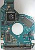 Плата HDD 500GB 5400 SATA2 2.5 Toshiba MK5076GSX G002825A