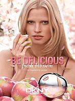 DKNY Be Delicious Fresh Blossom Skin Hydrating духи Донна Каран Зеленое Яблоко Фреш Блоссом