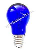 Лампа синяя Доктор 60Вт для рефлектора Минина