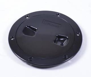 Лючок инспекционный, черный, диаметр 15,3см, C13025B6