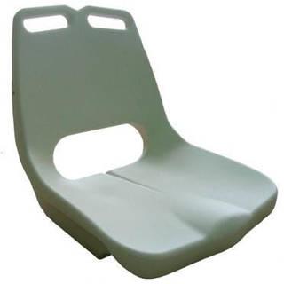 Сиденье пластиковое C12513-W белое
