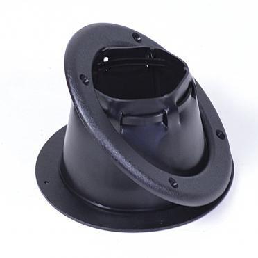Ущільнювач тросів, чорний, C88001