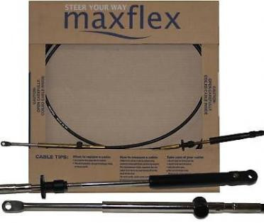 Трос газ/реверс 12 FT 3,66 м MAXFLEX PINNACLE 3300C нержавійка