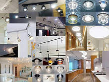 Освещение,потолочные и настольные лампы