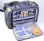 Термосумка и посуда на 4 человек HB4-429