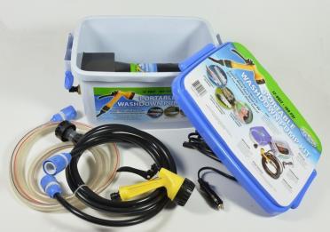 Душ переносний TRAC Portable Washdown Pump