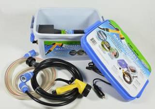 Душ переносной TRAC Portable Washdown Pump