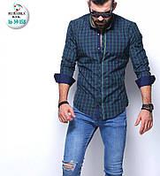 Брендовая мужская рубашка - Турция - 16-39-158