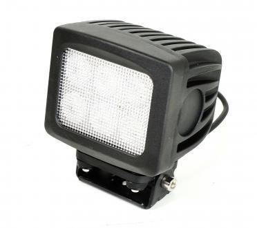 Прожектор-LED для човни, катери, яхти 60Вт, 12V, 5000 Lm, корпус алюміній, світло розсіяний