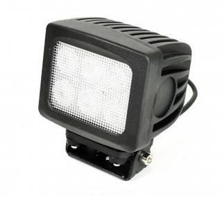 Прожектор-LED, 60Вт, 12V, 5000 Lm, корпус алюминий, свет рассеяный