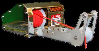 Лебедка якорная Stronger - Steel Hands 40