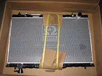 Радиатор охлаждения HYUNDAI SANTA FE (SM) (00-) (пр-во Nissens) 67030