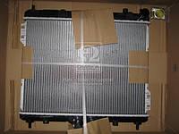 Радиатор охлаждения HYUNDAI GETZ (TB) (02-)/M (пр-во Nissens) 67495
