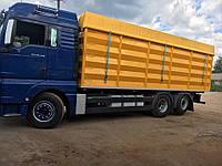 Изготовление бортовых кузовов для грузовых автомобилей MAN, KAMAZ, DAF Mercedes Reault