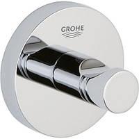 Крючок для банного халата хромированный (одинарный) Grohe Essentials 40364000
