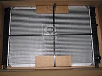 Радиатор охлаждения VOLVO 940 (944, 945) (90-) 2.3 i (пр-во Nissens) 65537A