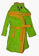 Теплый детский халат  недорого
