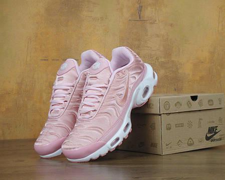 c83adf32 Женские кроссовки Nike Air Max TN Pink розовые топ реплика: продажа ...