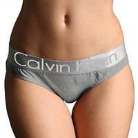 НУЖНЫЙ ПОДАРОК! Удобные Женские слипы Calvin Klein (Кельвин) трусы на широкой резинке в ПОДАРОЧНОЙ упак