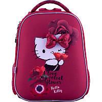 HK18-531M Рюкзак школьный каркасный 531 Hello Kitty
