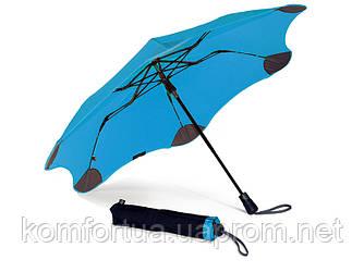 Зонт складной Blunt XS Metro Blue полуавтомат