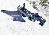 Плуг поворотный УСИЛЕННЫЙ для мототракторов (мини-тракторов) с гидравликой и мотолоков