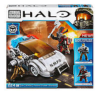 Конструктор Mega Bloks Halo Police Cruiser Standoff