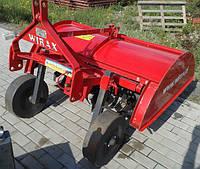 Почвофреза навесная Wirax 1.4м (Польша), фото 1